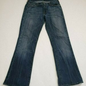 7 for All Mankind Women's BootCut Jeans Sz 31